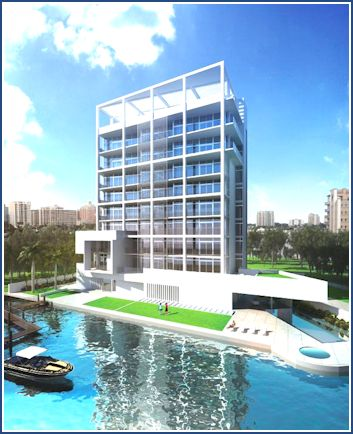 Aqua luxury condos in Sarasota Florida